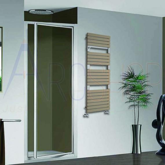 Termoarredo collezione Way By Lazzarini Torino 1360X550 mm design Quarzo combinato 383752