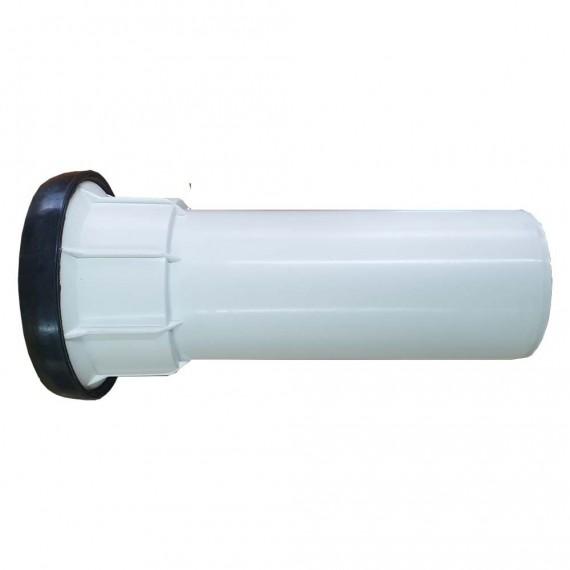 Tubo di connessione per wc sospesi o con scarico a muro