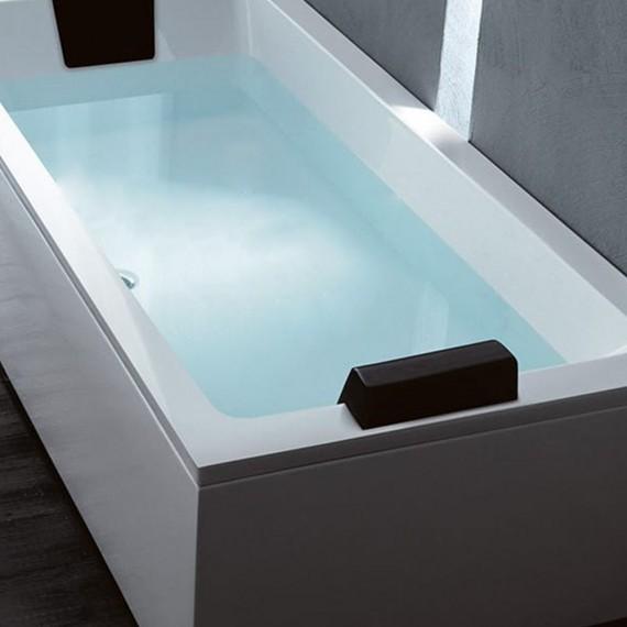 Vasca da bagno 180 x 100 cm Treesse Modello Quadra 181