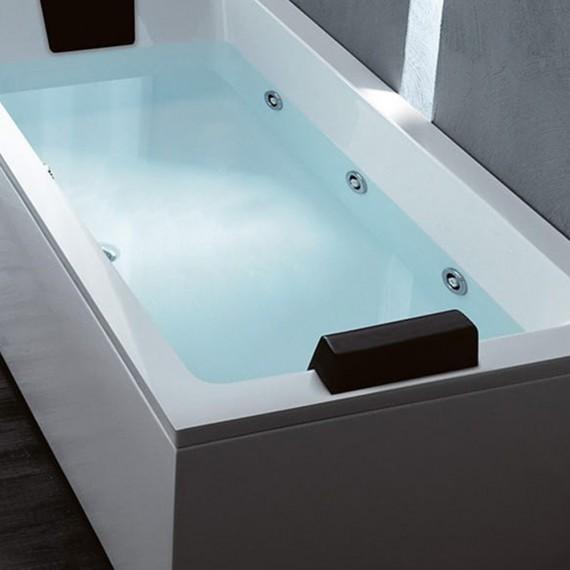Vasca da bagno idromassaggio 190 cm Treesse Mod. Quadra 199