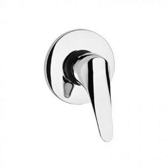Set miscelatori lavabo + bidet + incasso doccia Piralla Ariel ottone cromato con PILETTA DI SCARICO INCLUSA 0RE00088A16 0RE00094A16 0RE00410A16