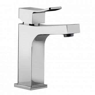 Miscelatore lavabo Jacuzzi | rubinetteria Tank ottone cromato per piletta clic clac 0TN00086JA00
