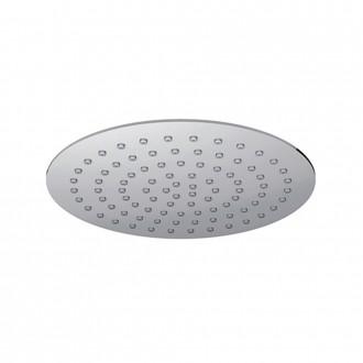 Soffione Jacuzzi | rubinetteria in acciaio inox ultrapiatto tondo diametro 30 cm anticalcare 1811053JA00