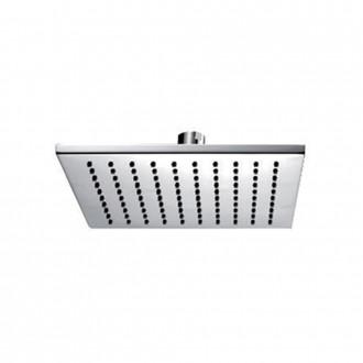 Soffione Jacuzzi | rubinetteria quadrato ispezionabile 25X25 cm in ottone anticalcare 1811060JA00