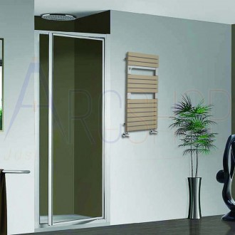 Way By Lazzarini termoarredo design Torino 952X550 mm combinato finitura Quarzo 383751