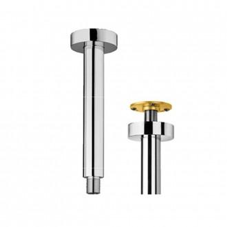 Braccio doccia a soffitto diametro 3 cm lungo 20 cm con fissaggio rinforzato Jacuzzi | Rubinetteria 1111069JA00