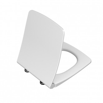 Sedile copriwater Vitra metropole slim soft close