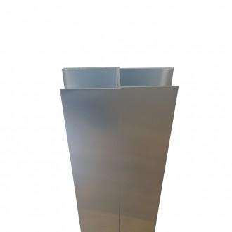 Profilo di estensione linea Flat da 5 cm