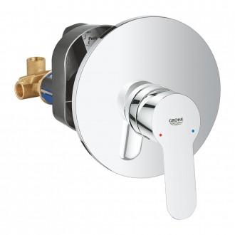 Grohe Bauedge miscelatore doccia con corpo incasso INCLUSO 29078000