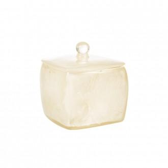 Porta cotone Cip� serie Perla con inserti madreperla