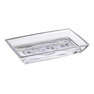 Porta sapone Cip� serie Retr� lavorato a mano in vetro
