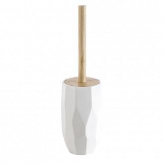 Scopino da appoggio in solid surface e bamboo di Cip�