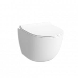 WC Vitra Sento sospeso  scarico rimless cod. 7748B003-0075