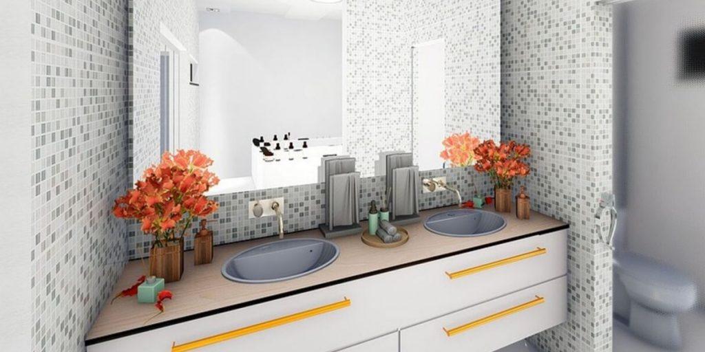 Come abbinare l'illuminazione all'arredo del bagno