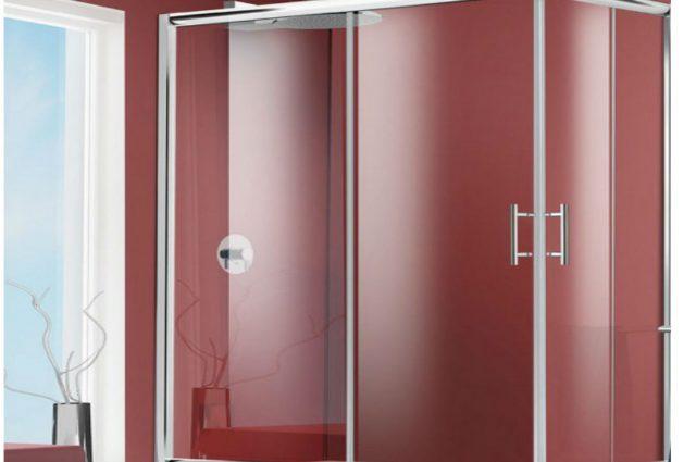Vetro trasparente o satinato? Quale scegliere per il box doccia