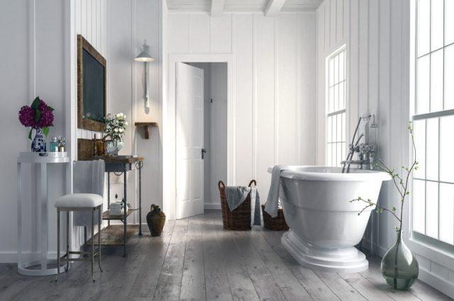 Come scegliere i colori dei mobili da bagno